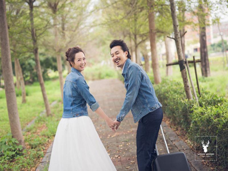 【美式婚紗攝影正夯!】拍出自然清新不做作婚紗照
