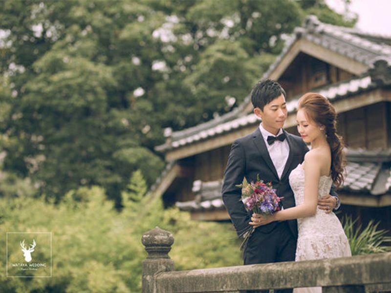 中部婚紗外拍景點推薦【台中市篇】 - 綿谷結婚式|綿谷婚紗工作室
