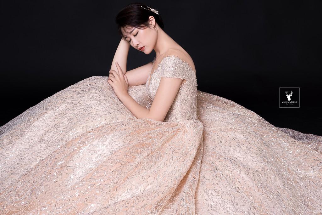 綿谷手工婚紗禮服