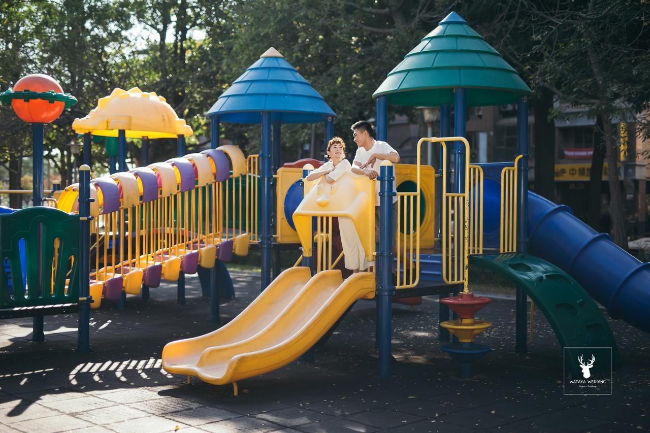 童趣回憶 公園