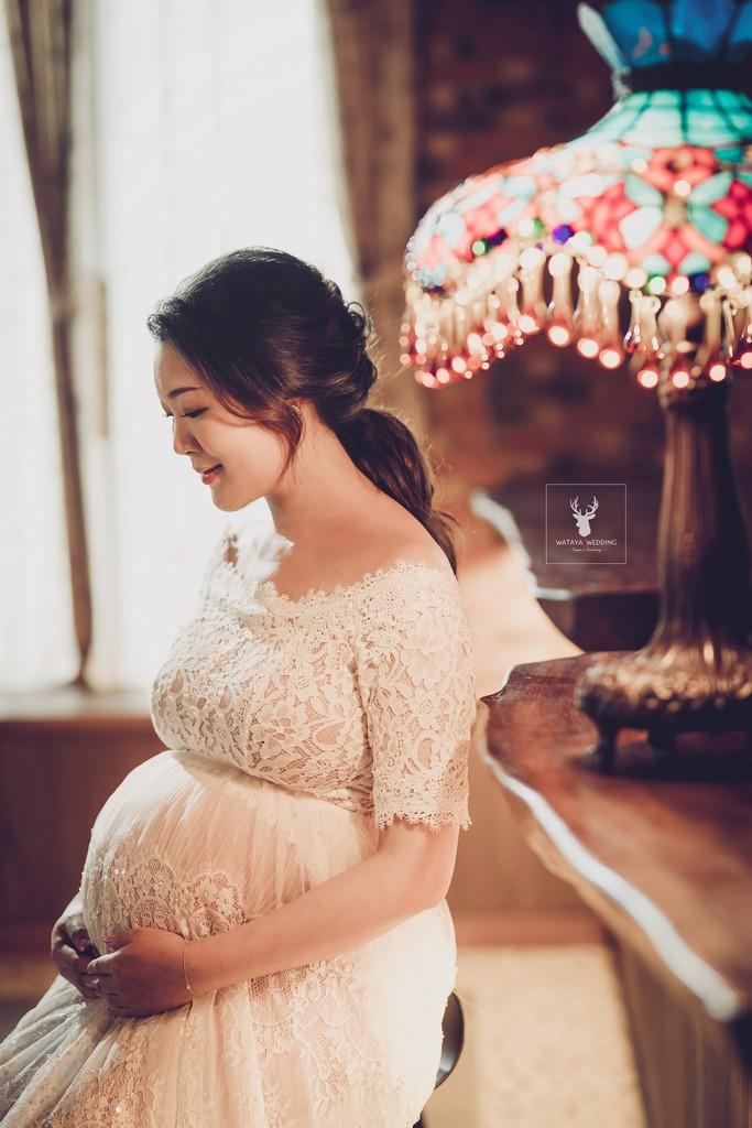 孕婦寫真作品-CHRYSTAL系列