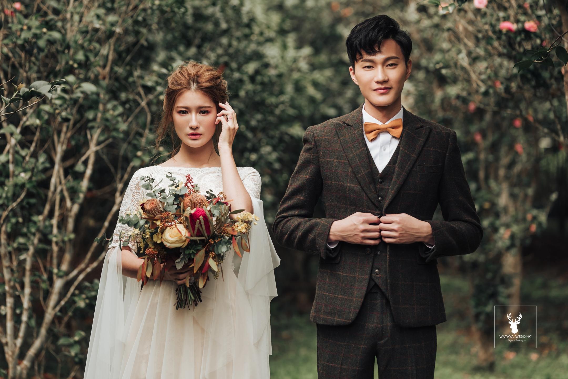 唯美韓風婚紗