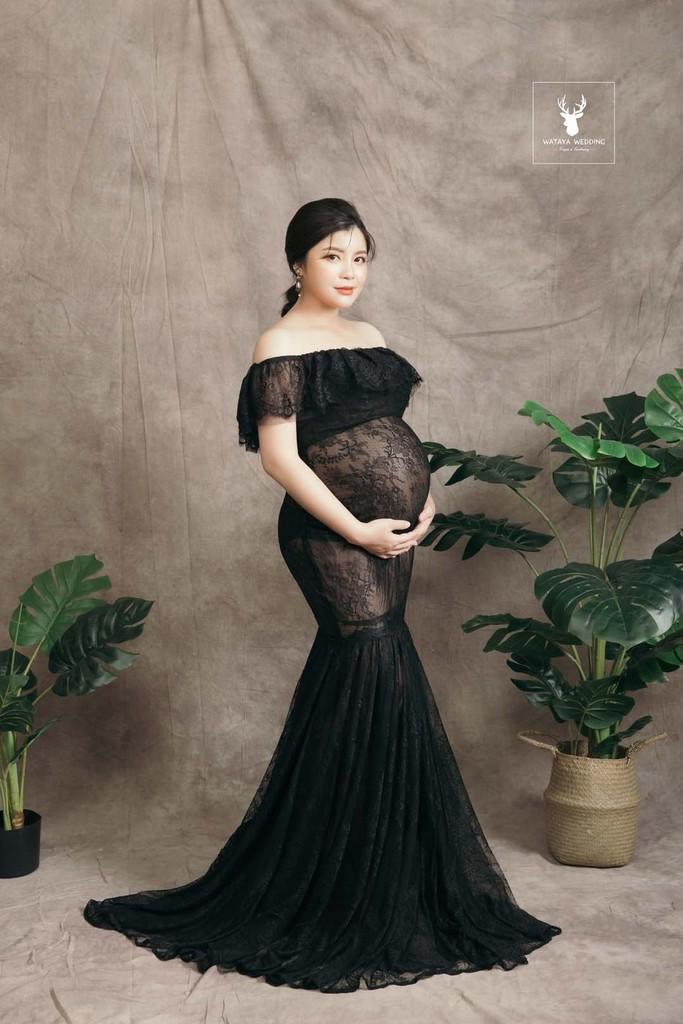 孕婦寫真作品-雜誌感唯美孕照