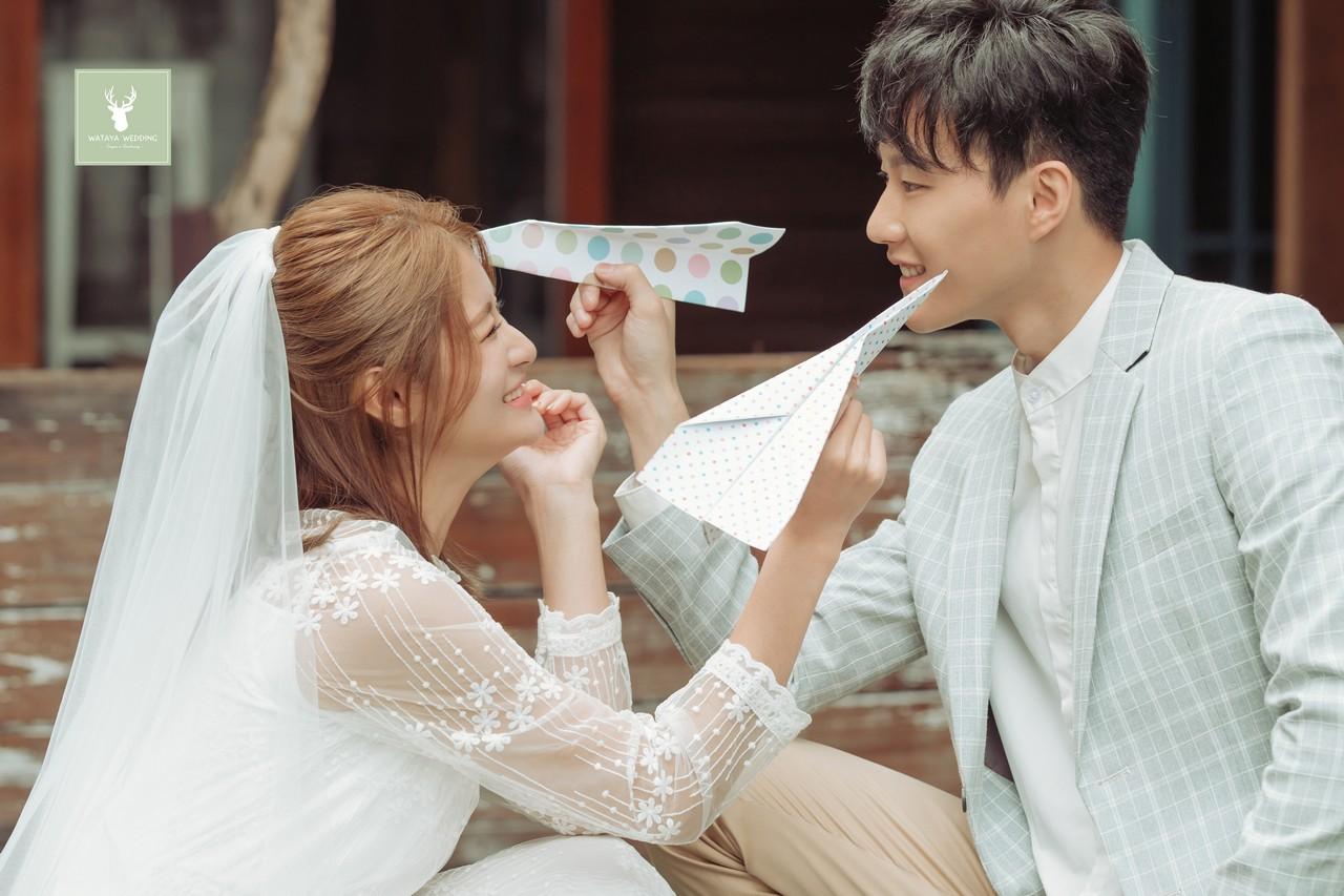 經典韓風輕婚紗