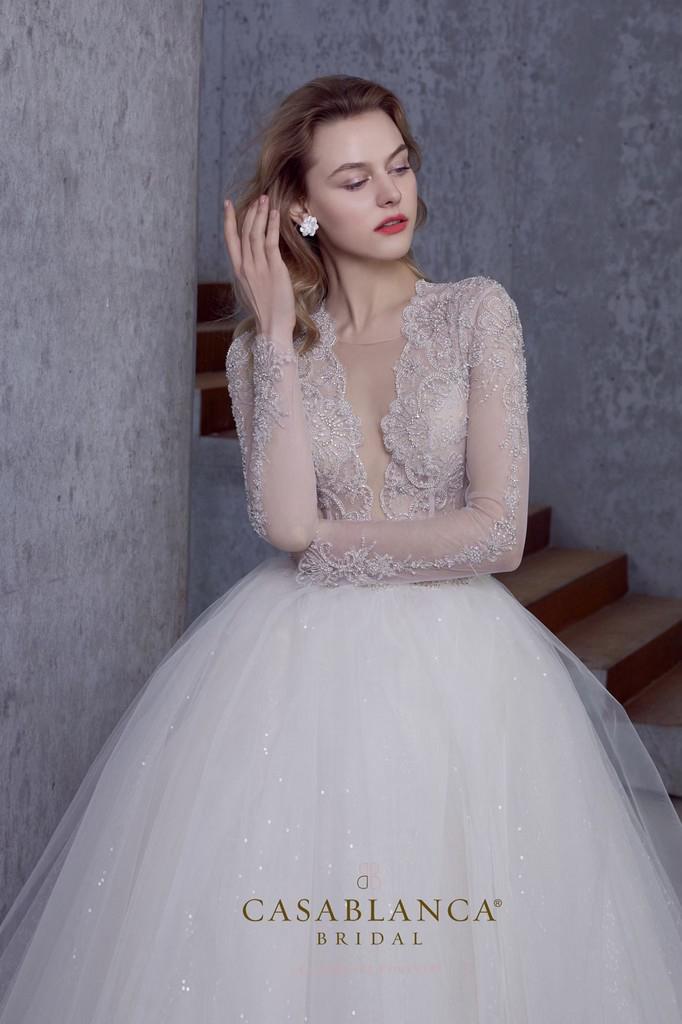 CASABLANCA品牌婚紗