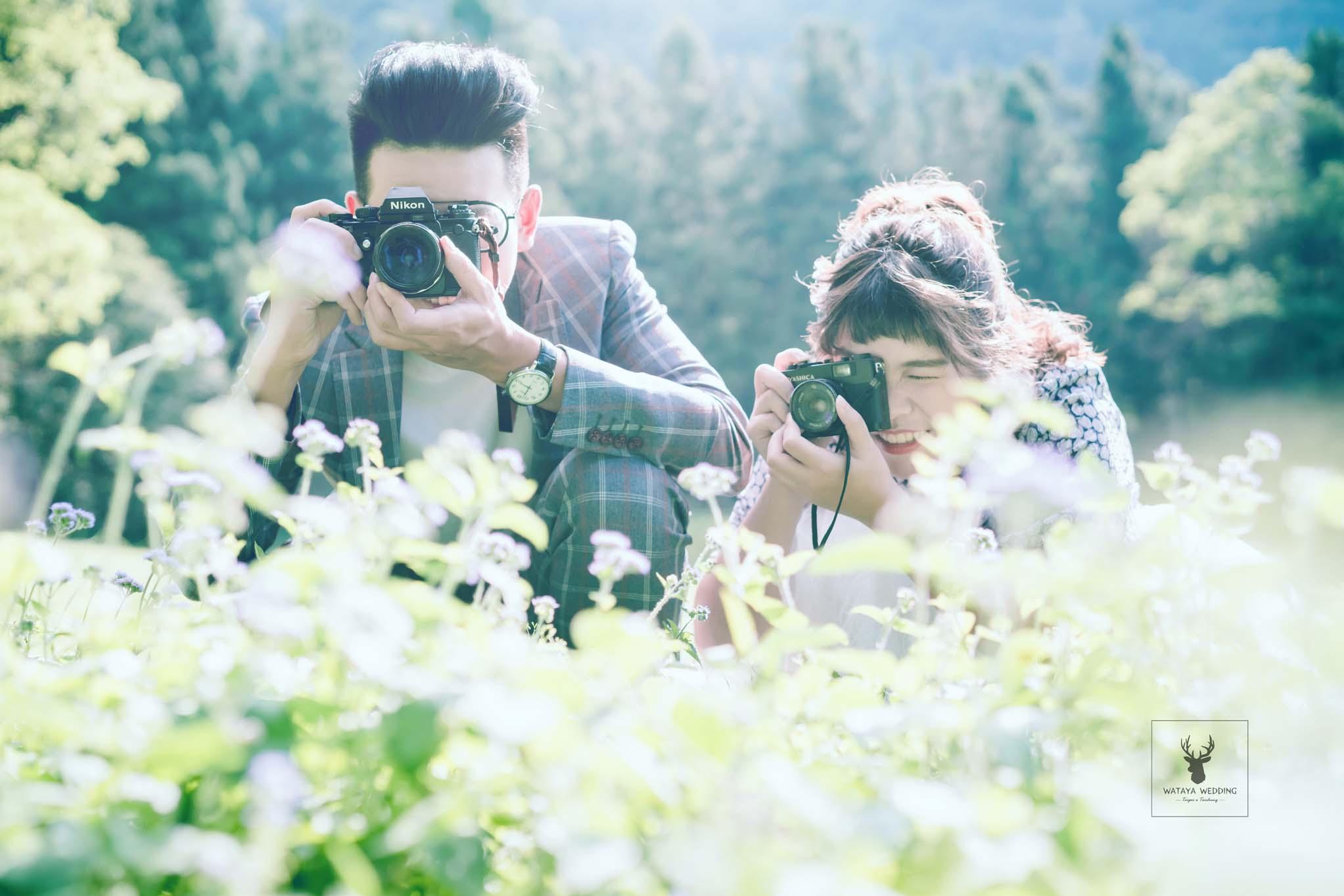 鏡頭下的我和你