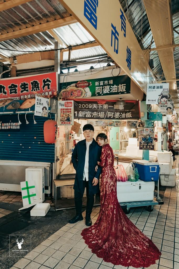 【風格婚紗】復古市場