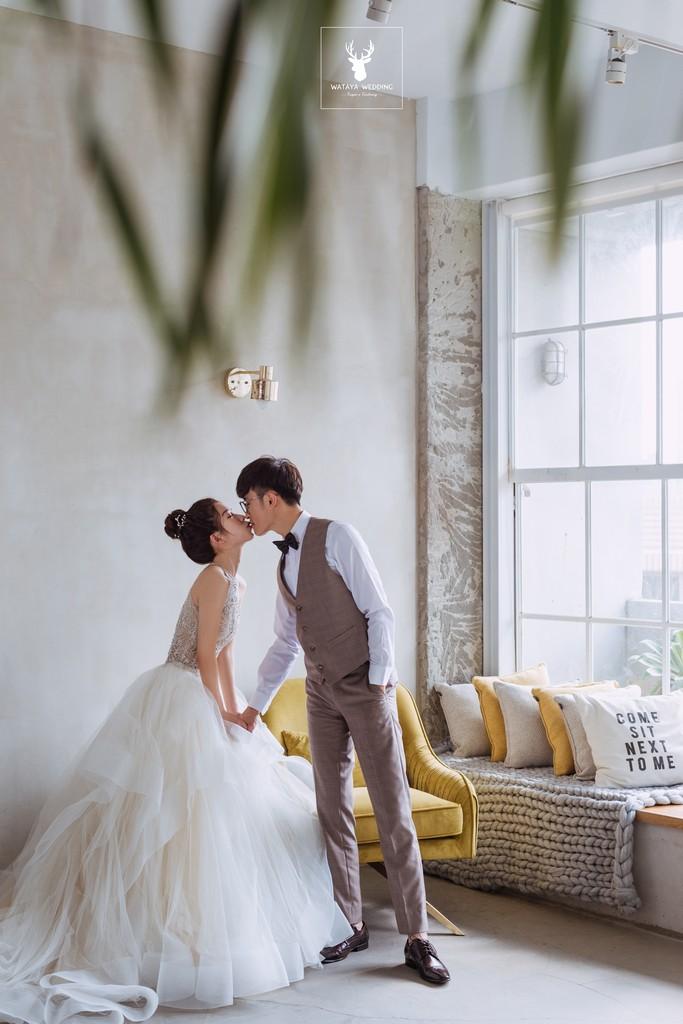 美式清新-質感風格婚紗