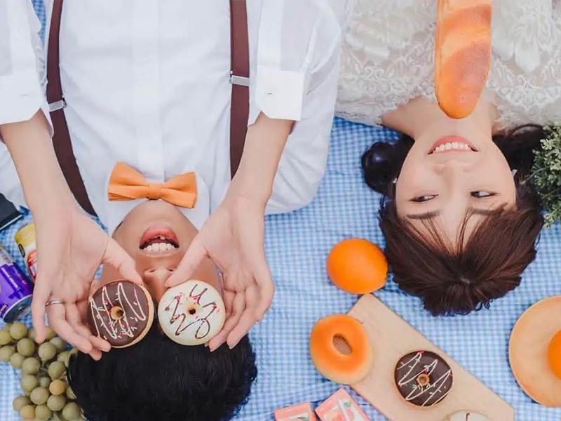 《2021婚紗照風格圖鑑》拍婚紗如何溝通?5個婚紗照風格推薦