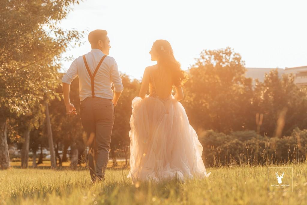 婚紗照風格推薦逆光拍攝