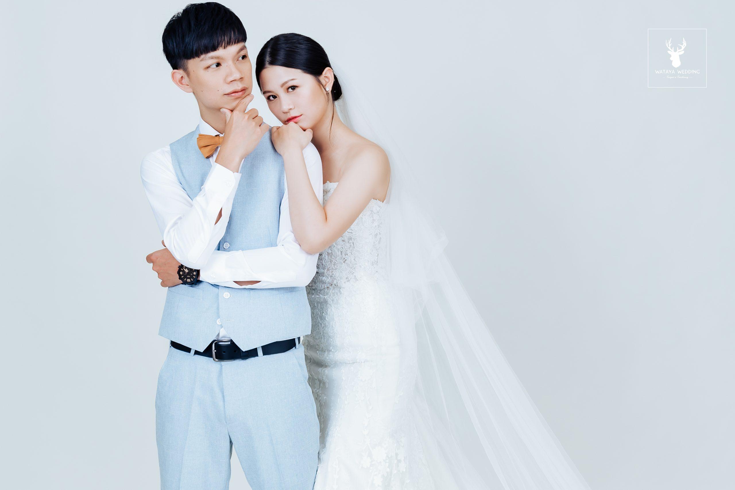 室內婚紗照風格韓風