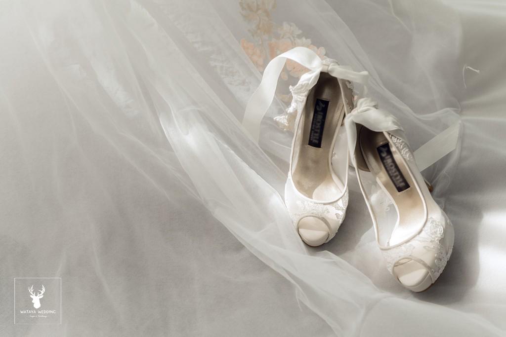 婚鞋的選擇