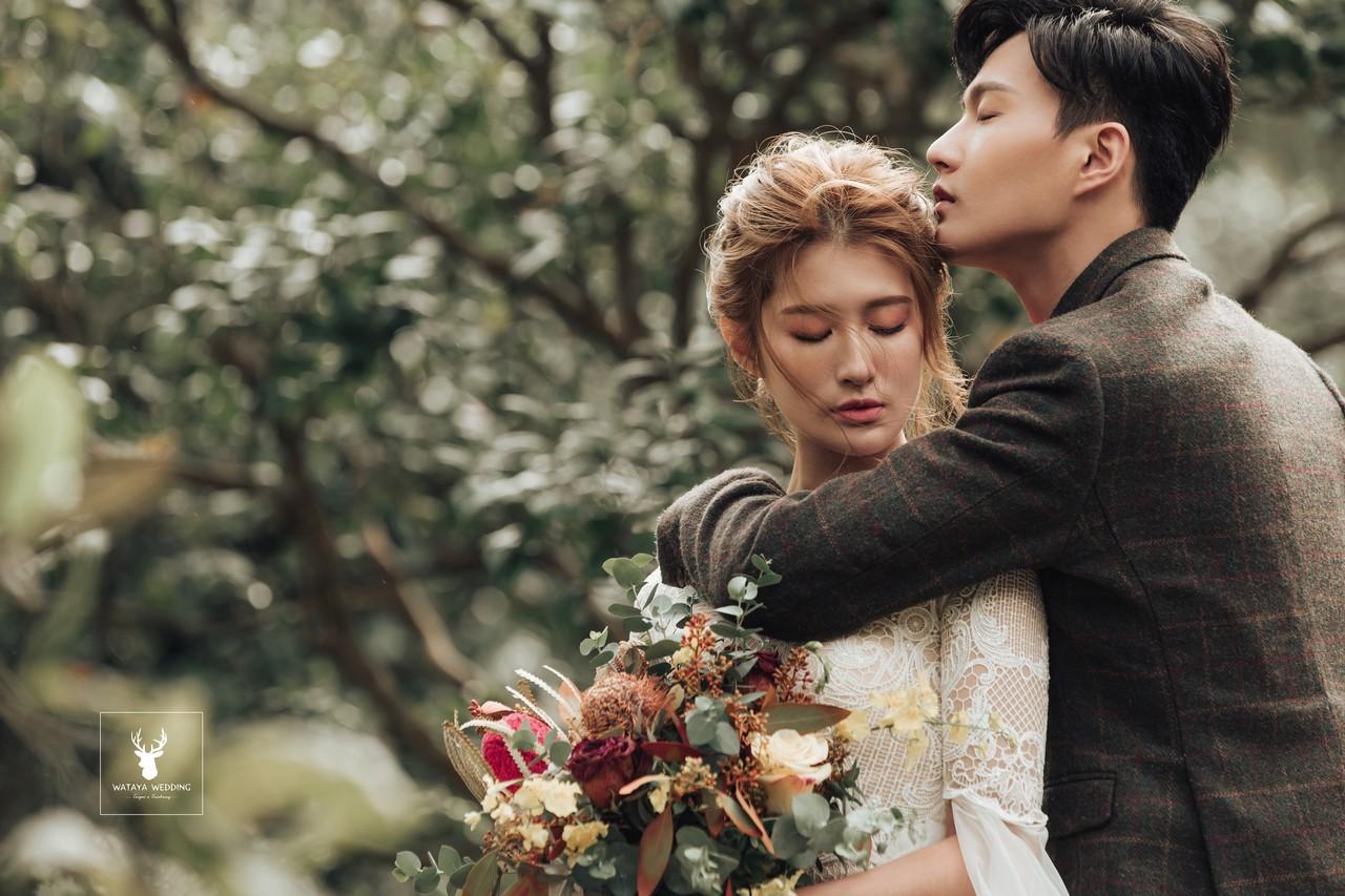 韓系婚紗攝影風格外拍