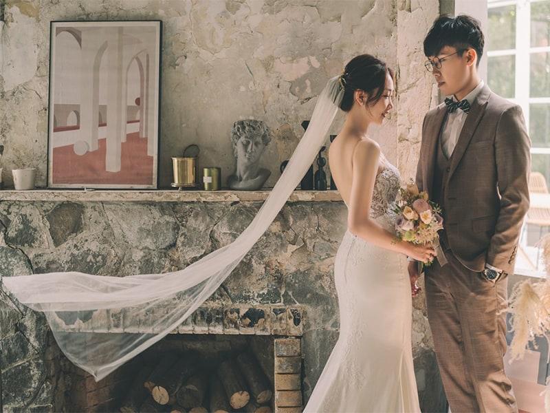 2022微型輕婚宴、絕美公證輕婚紗|這樣挑!完美你的簡約時尚自然感婚禮