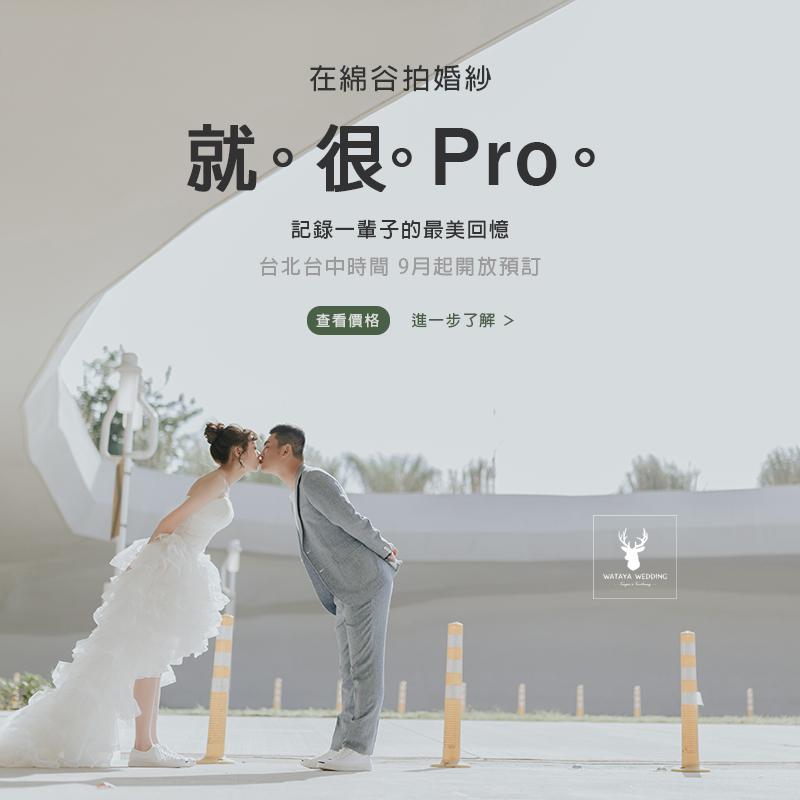 【在綿谷拍婚紗,就。很。Pro。】親愛的~我把振興券變7倍了!